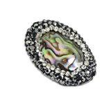 نمو [أبلون] قشرة قذيفة خرزة بلّوريّة ثانويّ مجوهرات سوار [بيجووإكس]