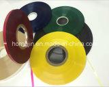 Conformité colorée de fonte chaude de GV de bande de polyester (bande de Mylar)