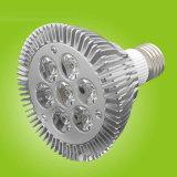 Projecteur de vente chaud de 85-265V E27 3W5w7w DEL