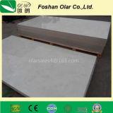 Tablero del cemento de la fibra - capa ULTRAVIOLETA