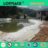 Slope Protection를 위한 길쌈된 Geotextile