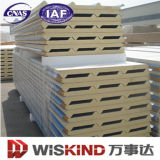 Storage를 위한 색깔 Steel Sheet PU/Polyurethane Sandwich Panel