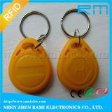 ключ 13.56MHz для бирки близости RFID Keyfob бирки входа двери RFID водоустойчивой