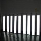 Escuela comercial 300*1200 ahuecado techo de la oficina del panel de la iluminación del LED