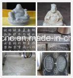 Machine en pierre résistante de sculpture en commande numérique par ordinateur de la Chine 3D