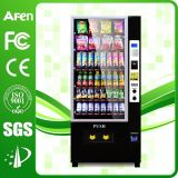 Großes Capacity Beverage u. Condom Automatic Vending Machine mit Media