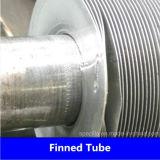 Con aletas soldadas del tubo de calefacción de 316 de China