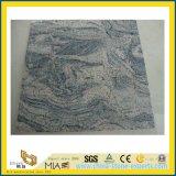 Flooring Decoration를 위한 중국 Juparana Granite Tile