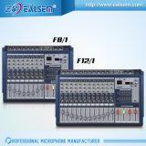 Mischender Audios-Mischer Konsolen-Serie USB-Interfance
