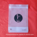 Мешки упаковки нового PE сбывания прозрачного раговорного жанра белые Ziplock