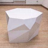Cadeira nova da sala de visitas do projeto com qualidade de Hogh