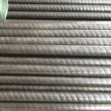Pipe sans joint et soudée d'acier inoxydable de solides solubles 304/1.4301 (316L/321/347)