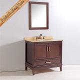 Fed-1833 vanità moderna calda della stanza da bagno dei doppi dispersori di vendite di 72 pollici