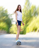 2 roda Smart Balance Scooter Bluetooth Scooter com APP
