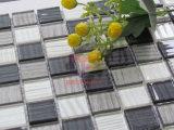 Mattonelle di mosaico di vetro professionali classiche economiche (CFC629)