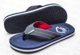PU del deslizador de la sandalia del verano de los hombres de alta calidad de (RF16167)