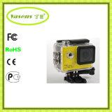 30meter水中防水Gopro様式4k Ultra-HDの処置のカメラ