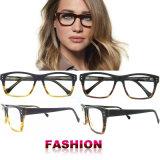 Hout zoals Oogglazen van het Frame van Eyewear van de Douane van China van de Frames van het Schouwspel de Nieuwe Model Optische zonder het Stootkussen van de Neus