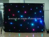 LED RGBの背景LEDの柔らかいカーテン