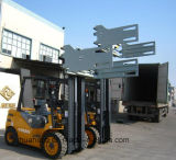 платформа грузоподъемника 2.5Ton с рангоут HH25Z-W1-D, 6.0Meter струбцины Bale (Triplex)