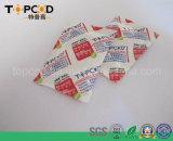 gel de silicona 5g con el bolso plástico del embalaje para el alimento