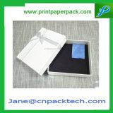 관례에 의하여 인쇄되는 마분지 종이 선물 포장 상자