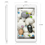 7 PC 1+8g таблетки мобильного телефона Android 6.0 Квад-Сердечника дюйма двойной 4G, GPS, Bt4.0