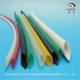 Silikon-Gummi-durch Hitze schrumpfbares Gefäß für Draht-Verdrahtungs-Kabel-Schutz