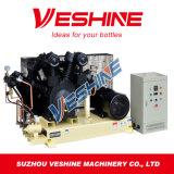 L tipo del compresor de aire sin aceite de la Media-Alta presión