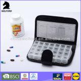 Rectángulo de la píldora de la alta calidad tiempo de 7 días