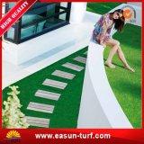 Hierba artificial del jardín para la hierba artificial barato china del jardín