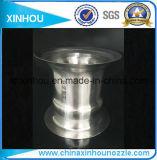 Gicleur de douche en aluminium d'évent de Cleanroom de solides solubles