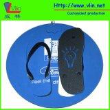 Caduta di vibrazione della scheda/sandalo con il marchio di Debossed