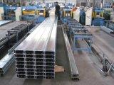 Purlin galvanizzato della sezione di C per la struttura d'acciaio