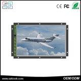Ex. Precio de W monitor montado en la pared del marco abierto del monitor del LCD de 15 pulgadas