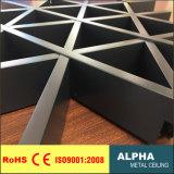 금속 틀린 훈장에 의하여 중단되는 알루미늄 삼각형 세포 천장