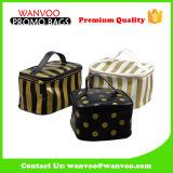 カスタムシリンダー化粧箱袋旅行洗面用品の構成袋