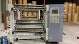 Máquina de alta velocidad controlada por ordenador el rebobinar del rodillo para el papel