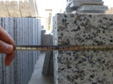 Graue Granit-Fliese-Granit-Platte des Sardo Granit-G439