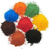 (노랗거나 까맣고 또는 녹색 또는 부푸는 또는 파랗고 또는 빨강) 안료 분말을%s 산화철 Fe2o3
