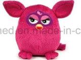 Jouets de peluche de dessin animé de peluches de Furby pour des bébés