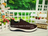 Schoenen van de Sport van de Schoenen van de Schoenen van de Vrije tijd van de Lage Prijs van de Levering van de Fabriek van Hebei van de stof de Toevallige