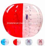 Parachoques inflable bola de la burbuja burbuja balón de fútbol adultos PVC TPU gran burbuja de fútbol Cuerpo inflable de Zorb Bola de parachoques Bola del golpeador bola Loopyball burbuja de fútbol
