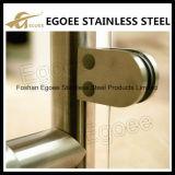 柵のための304ステンレス鋼のガラスクランプガラスクリップ