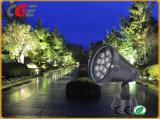 Schneeflocke-Weihnachtslichter des Garten-imprägniern im Freien LED Projektor-Landschaftspartei-Licht