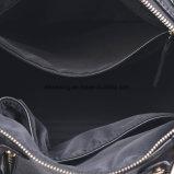 ふさの装飾の平野の穀物の女性のハンドバッグのショルダー・バッグ