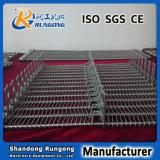 Hersteller-flexibles Rod-Förderband, gewundener Gefriermaschine-Riemen