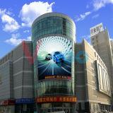 Écran polychrome chaud P5 d'Afficheur LED de la publicité extérieure de vente de Shenzhen