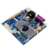 Placa madre dual de la base 800MHz del Mini-Itx Intel con 2GB RAM/HDMI/COM