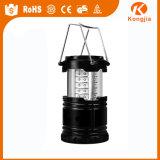 工場高品質多機能の携帯用屋外LEDのキャンプのランタンの懐中電燈
